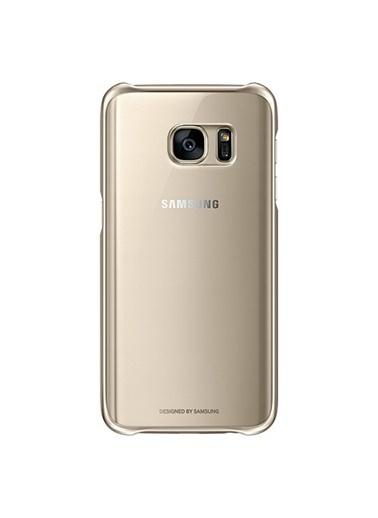 Samsung Samsung Galaxy S7 Uyumlu Şeffaf  Telefon Kılıf Renkli